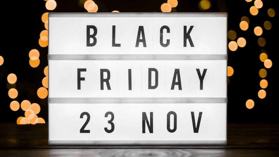 Black Friday 23 Nov 2018