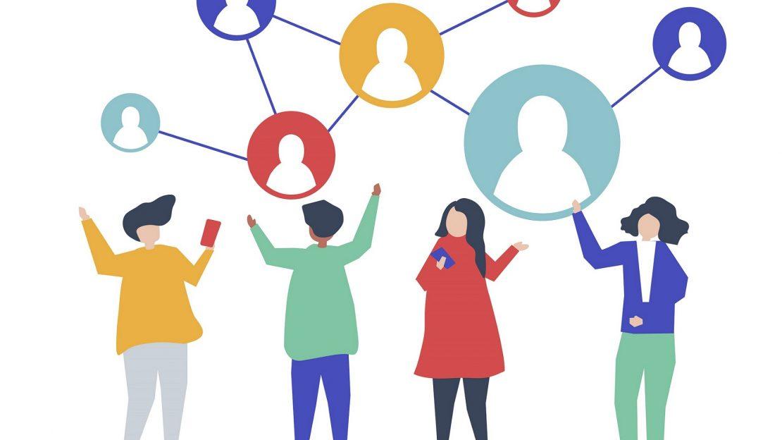 estratégia nas redes sociais. social media strategy