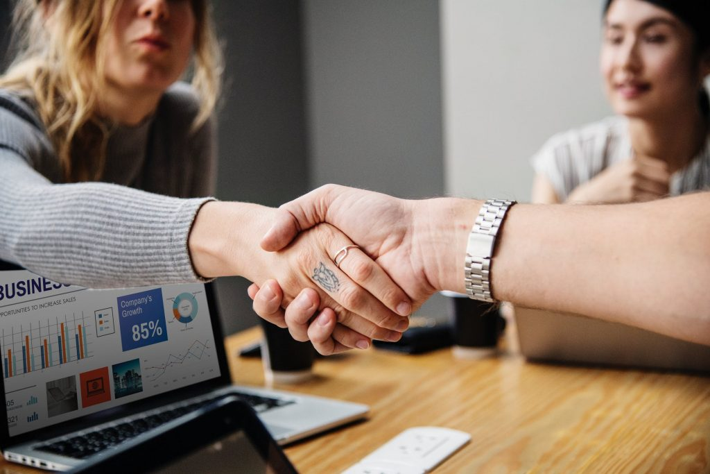 vendas online - confiança