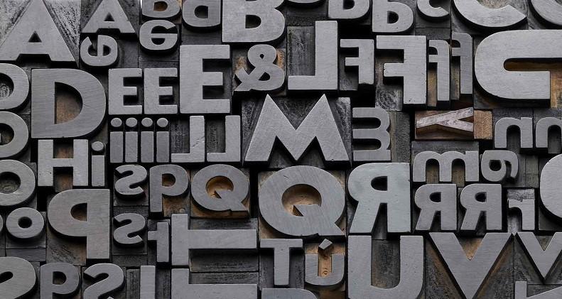 psicologia das fontes tipografia