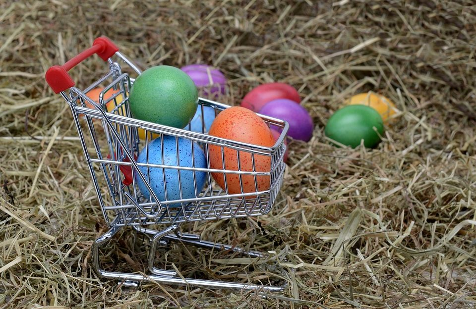 marketing na páscoa | easter marketing