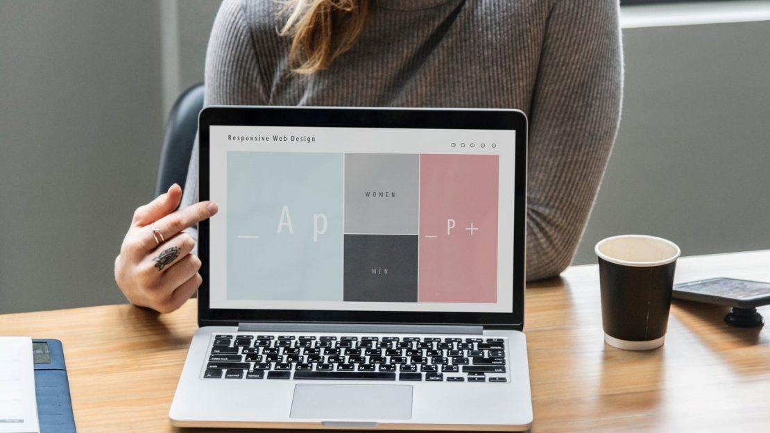 tendências do web design - web design trends
