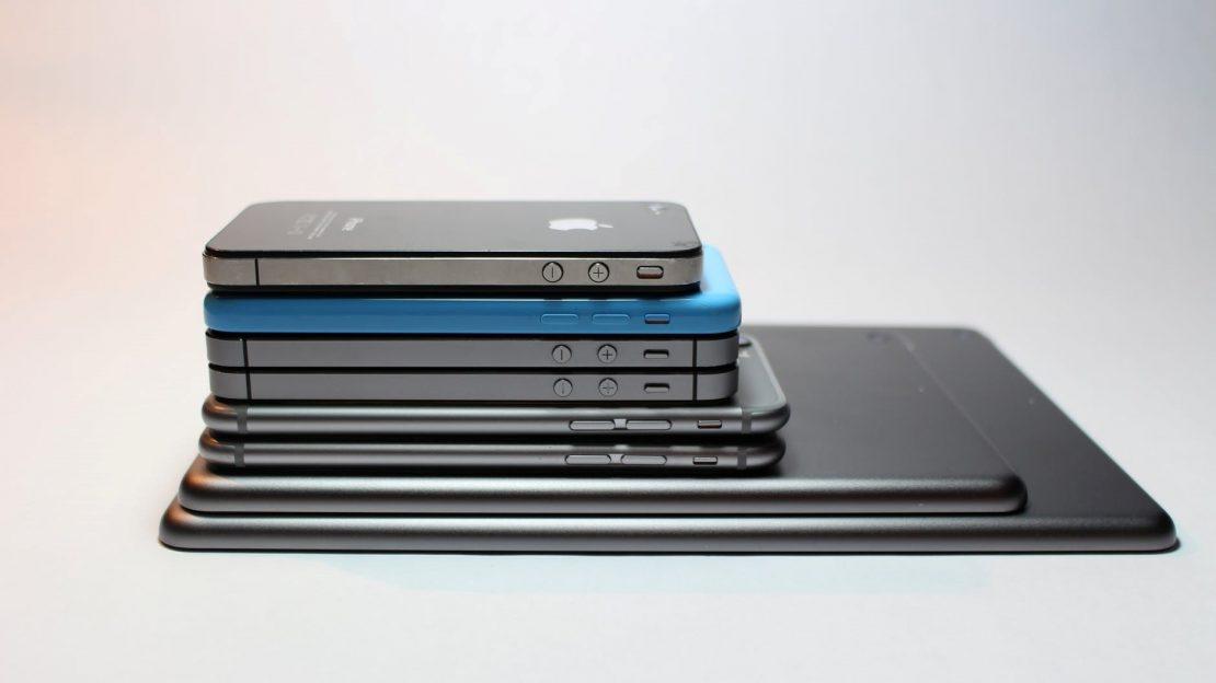evolução dos dispositivos móveis