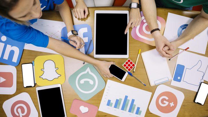 estratégia nas redes sociais, social media strategy