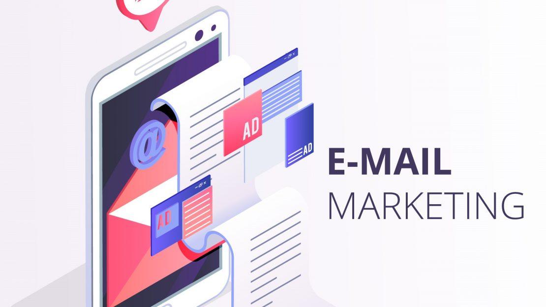 tamanho de email marketing